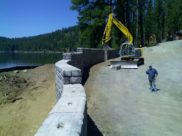 Coeur D Alene Excavation Company Serving The North Idaho Area Since 1996 Bcr Land Services Inc
